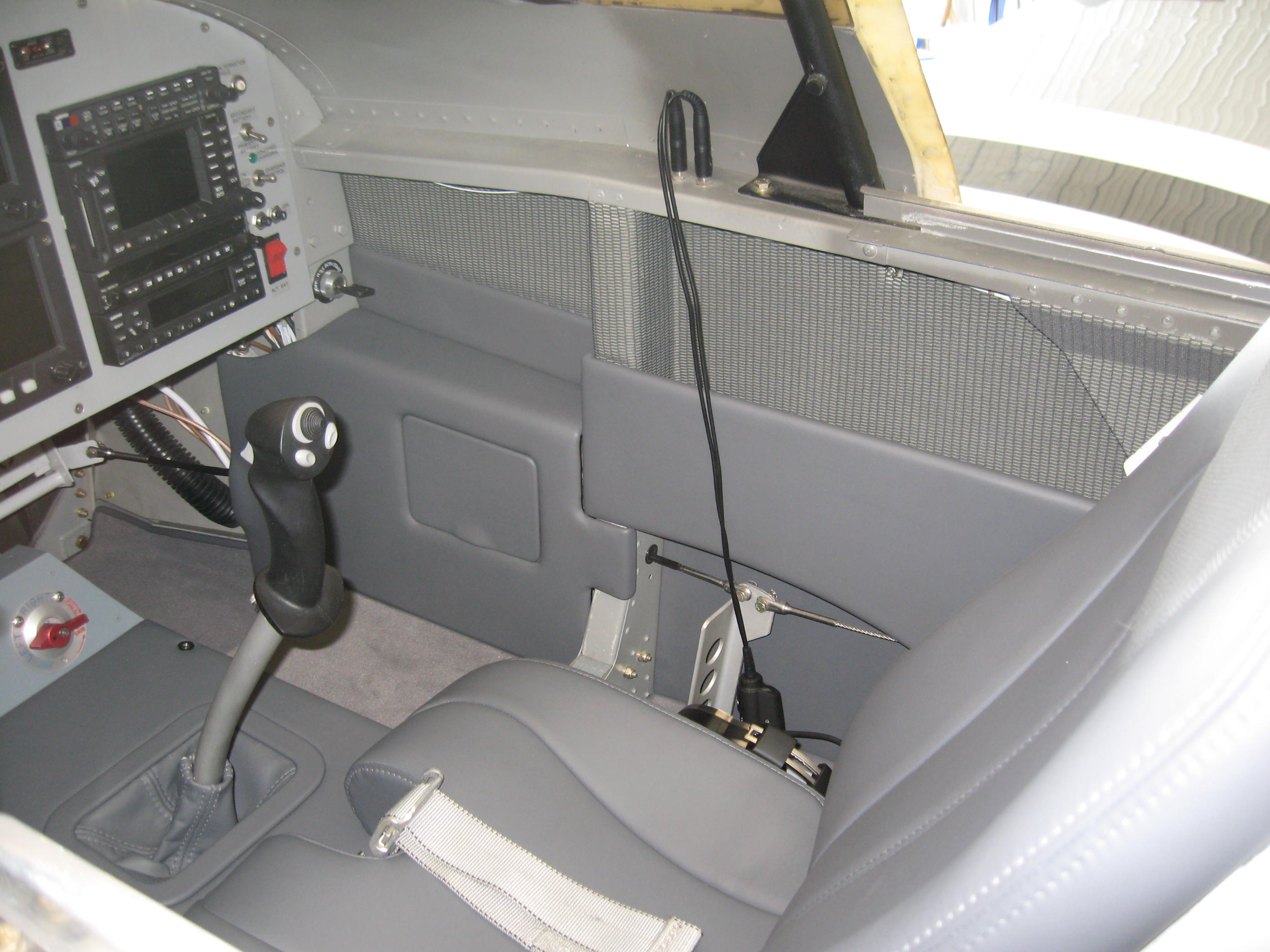 Right Front Cabin Side Panel